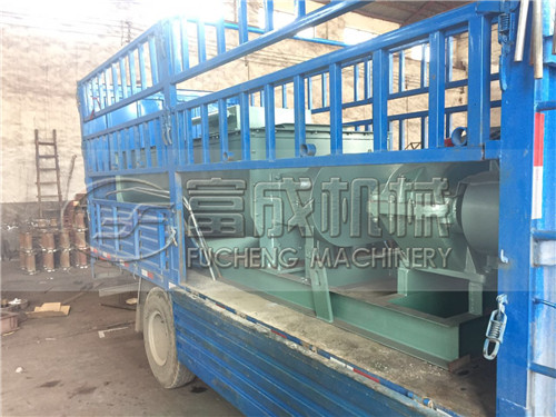 发往新疆的整套气力输送章鱼直播火箭比赛发货图片